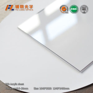 cast antistatic acrylic for automation assembly